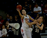 Shelby Cheslek on the rebound | Gonzaga v Eastern Oregon | 11/3/12